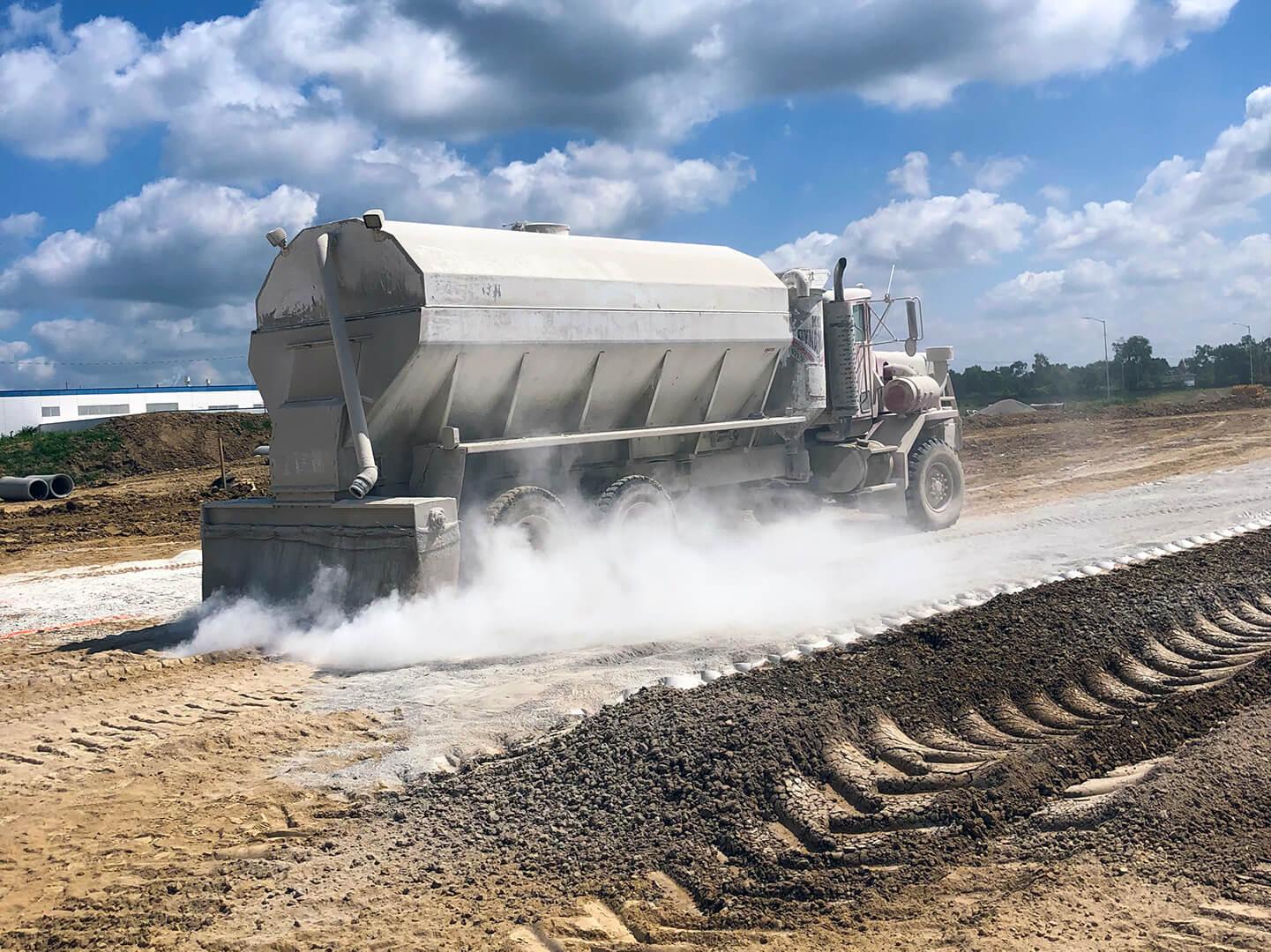 Soil Stabilization: Importance & Benefits | Mintek Resources